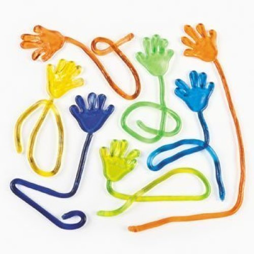 36 Stretchable Sticky Hands