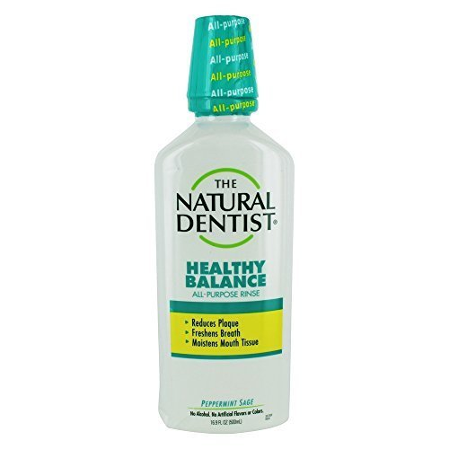 The Natural Dentist Healthy Balance All Purpose Rinse 16.9 oz