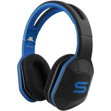 Soul Combat+ Ultimate Active Performance Over-Ear Headphones (Electric Blue)