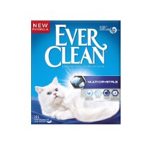 Ever Clean Cat Litter 10 Litre, Multi-Crystals