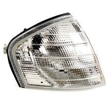 Mercedes Benz C Class W202 1993-2001 Front Indicator Clear Drivers Side O/s