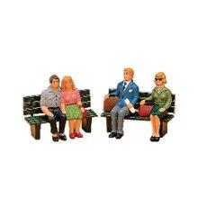 Passengers Seated Set #2 - Accessory - LGB L52390
