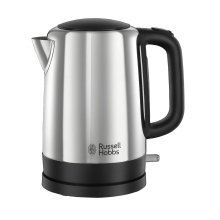 Russell Hobbs Canterbury Kettle 1.7L - Polished Stainless Steel (20611)