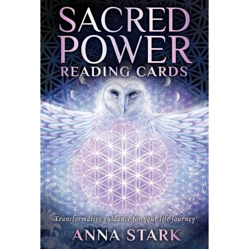 Sacred Power Reading Cards: Transformative Guidance for Your Life Journey