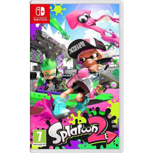 Splatoon 2 Nintendo Switch Game