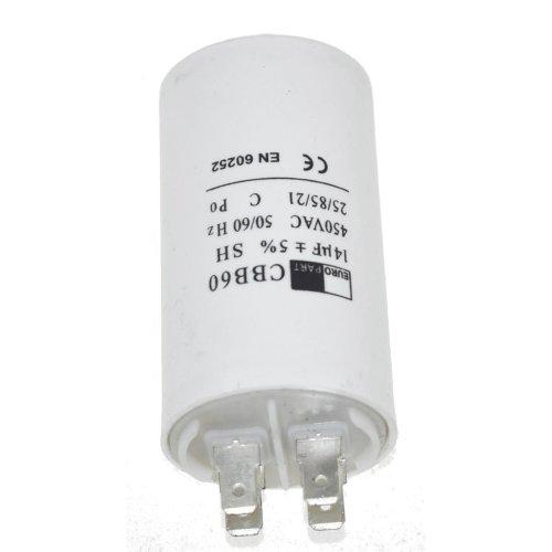 Universal 14UF Microfarad Appliance Motor Start Run Capacitor