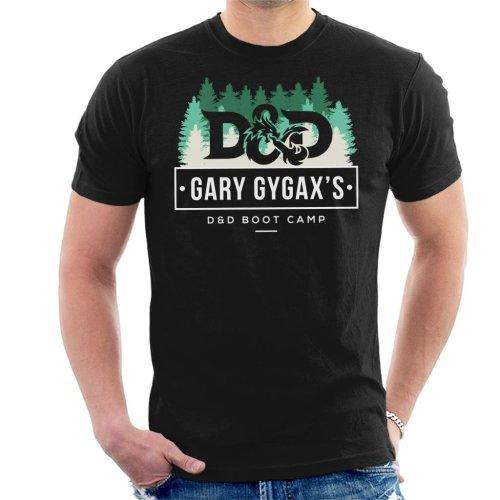 Gary Gygaxs D And D Camp Men's T-Shirt