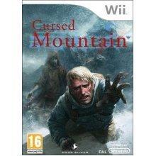 Cursed Mountain Nintendo Wii Game