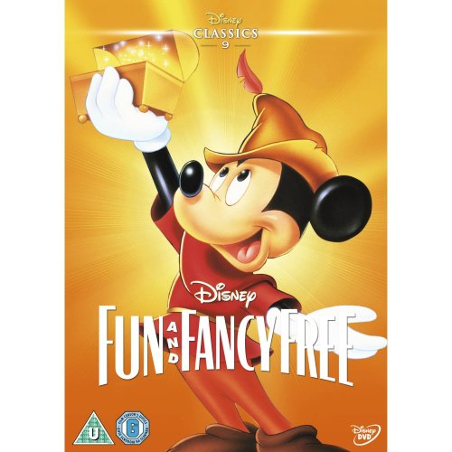Fun and Fancy Free [DVD]