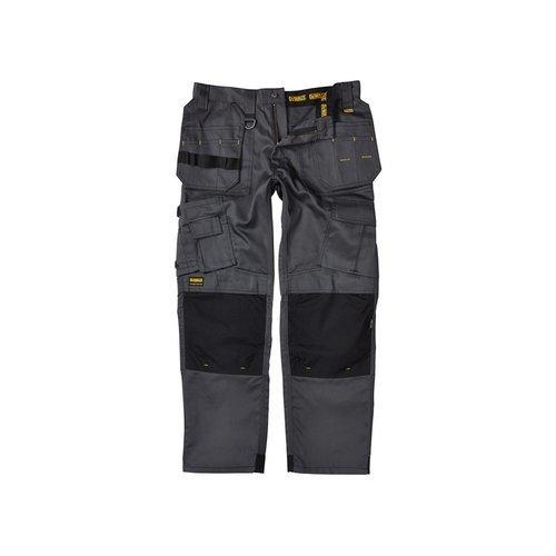 DeWalt DEWPROT3031G Pro Tradesman Black/Grey Trousers Waist 30in Leg 31in