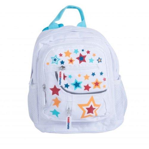 Kiddimoto Stars Back Pack - Size: 24cm x 22cm