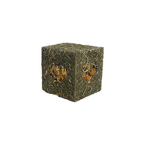Rosewood Naturals I Love Hay Forage Cube Treat and Toy for Small Animals - Medium & Large