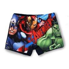 Avengers Swimming Boxers D2 -Navy