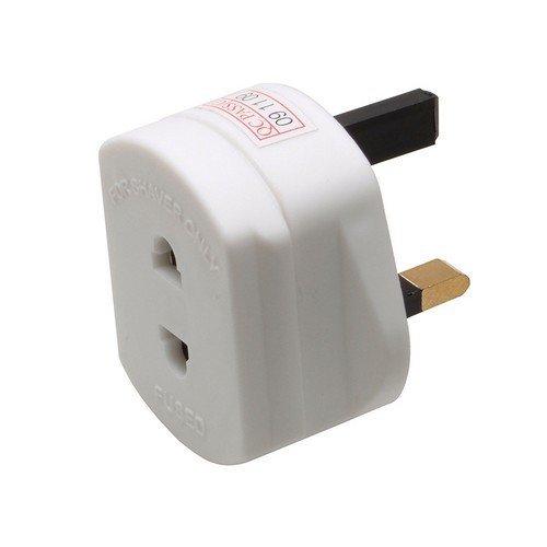 SMJ WSASKC White Shaver Adaptor