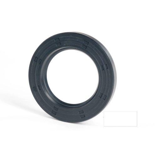 4x12x6mm Oil Seal Nitrile Single Lip With Spring 10 Pack