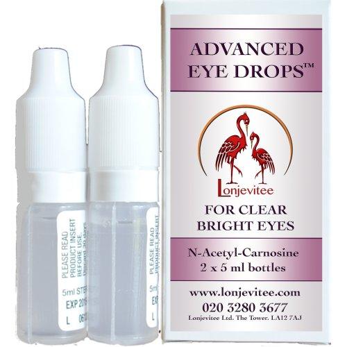 Lonjevitee Carnosine Eye Drops (N-Acetyl Carnosine)