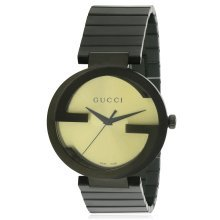 Gucci GRAMMY Special Edition Extra-large Interlocking Mens Watch YA133209