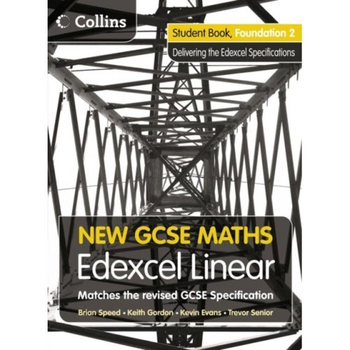New GCSE Maths - Student Book Foundation 2: Edexcel Linear (A) (Paperback)