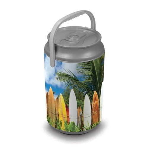 Oniva A Picnic Time Brand Mega Insulated Can Cooler Surfboard