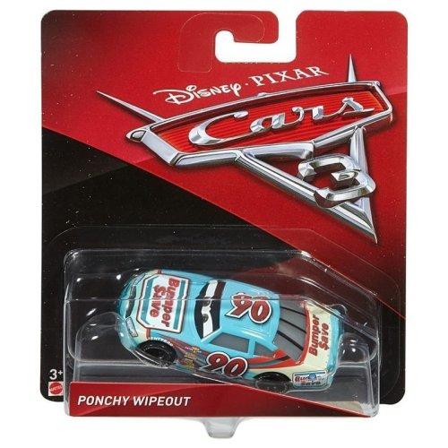 Disney Cars 3 DieCast - Ponchy Wipeout