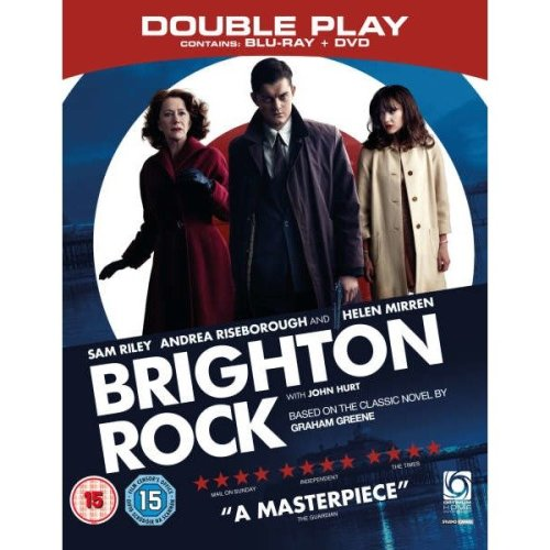 Brighton Rock: Double Play (includes Blu-ray and Dvd Copy)