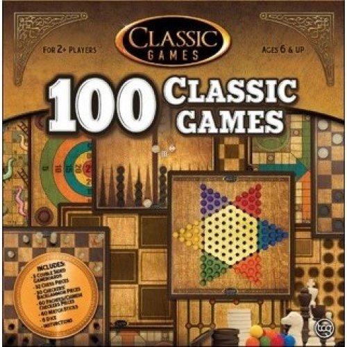 Classic Games 100 Games Compendium