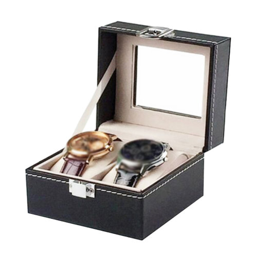 Watch Storage Box Bracelet Display Case Watch Box for Men-A1
