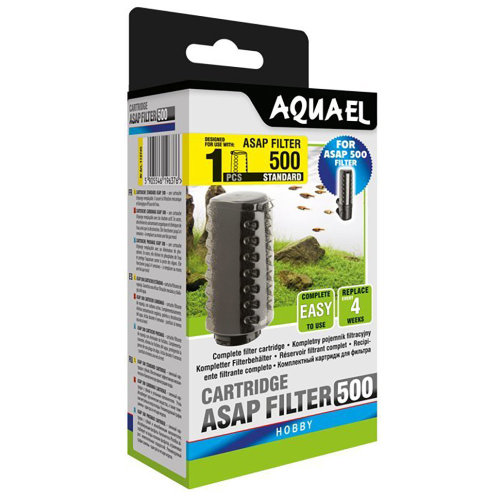 Aquael ASAP 500 Filter Cartridge Standard