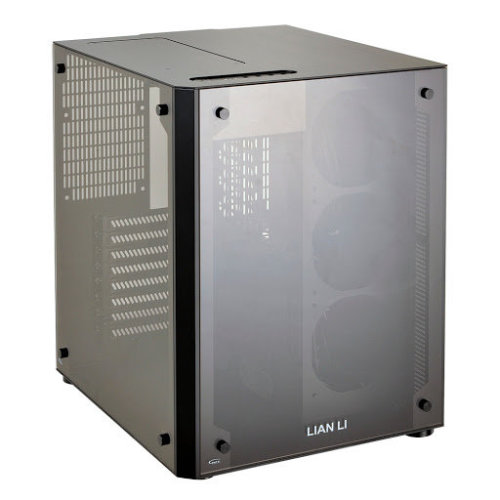 Lian Li PC-O8S WX Black computer case on OnBuy