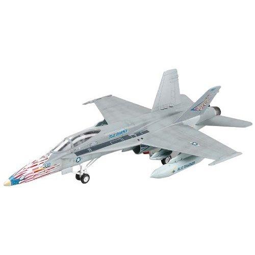 "Easy Model 1:72 Scale ""F/A-18C Hornet US Navy VFA-146 NG-300"" Model Kit"