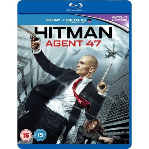 Hitman: Agent 47 (includes Ultraviolet Copy)