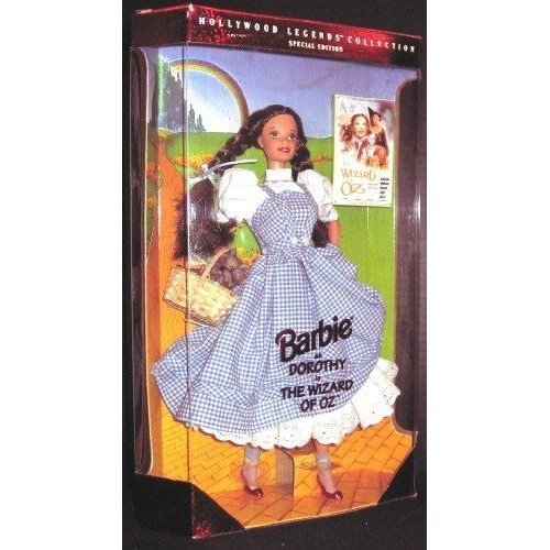 Hollywood Legends Collector Doll - Barbie As Dorothy in the Wizard of Oz
