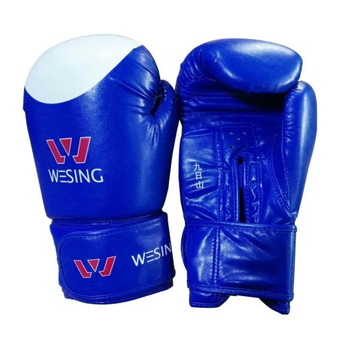 Boxing Gloves for Men/Women Fitness Gloves Blue