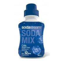 Sodastream Concentrate Syrup 500ml. Sugar Free Cola