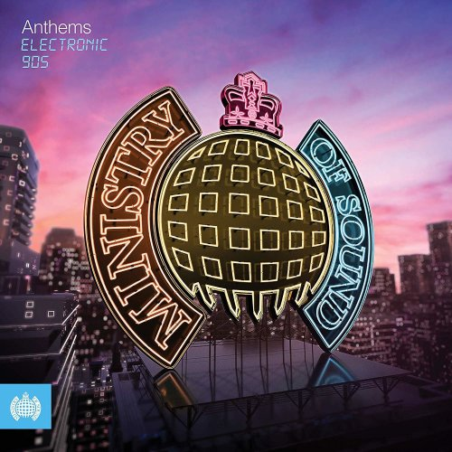 (MOS) Anthems Electronic 90s - Ministry Of Sound [CD]