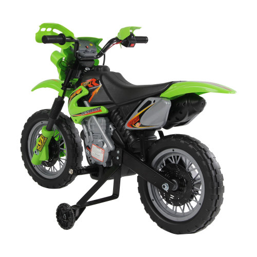 HOMCOM Kids Electric Motorbike Child Motorcycle Battery Scooter