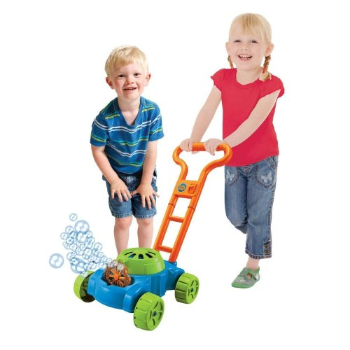 Children's Garden Bubble Lawnmower