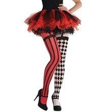 Halloween Circus Freakshow Adult Tights - /2