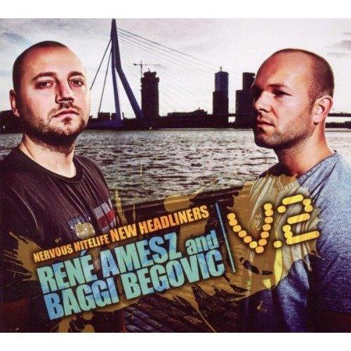 Amesz Rene and Baggi Begovic - Nervous Nitelife: New Headline [CD]