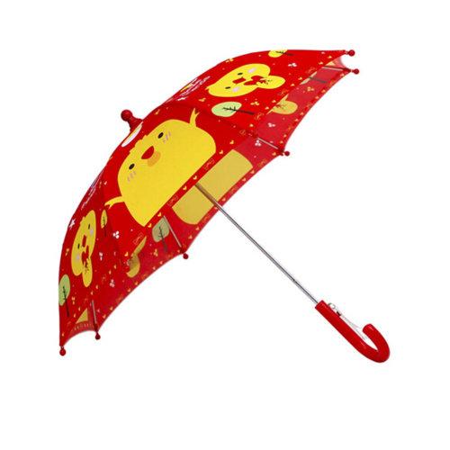 Rainy Sunny Day Umbrella Childrens/Bright colors Umbrella,?0-5Ages),Chicken cute