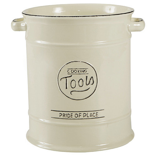 T&G Pride of Place Utensil Pot In Old Cream