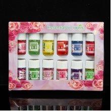 12Pcs Flower Essential Oil Gift Set