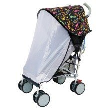Dreambaby Stroller Buddy Extenda-shade with Insect Net