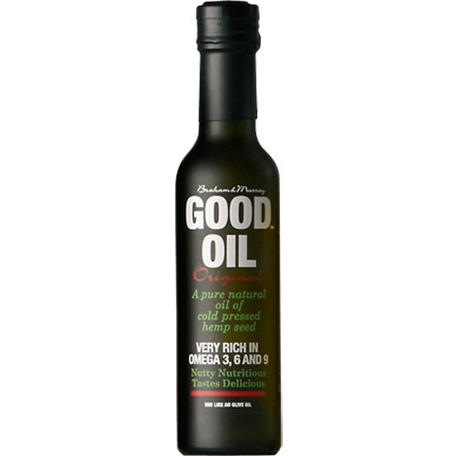 Good Good Hemp Oil Original 250ml