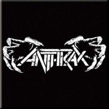 Anthrax Death Hands Fridge Magnet.