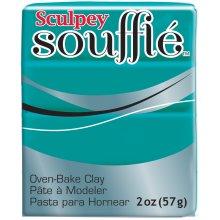 Sculpey Souffle Clay 2oz-Sea Glass