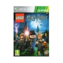 Lego Harry Potter Years 1-4 Microsoft Xbox 360 Game Uk Pal