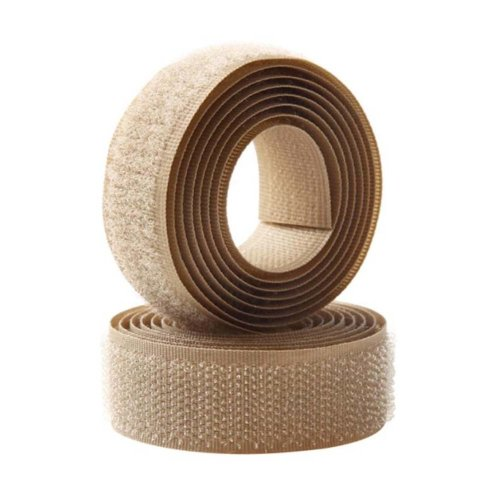 Sew On Hook And Loop Tape Fastening Nylon Fabric Tape With Non-Adhesive Back - 10