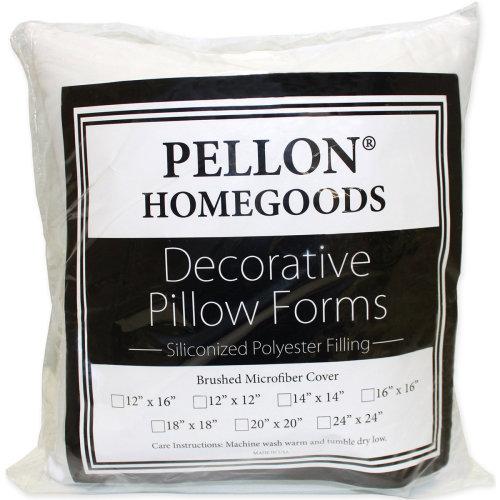 """Pellon Decorative Pillow Form-18""""X18"""" FOB: MI"""