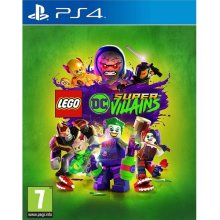 LEGO DC Super Villains PS4 Game (PRE-ORDER)